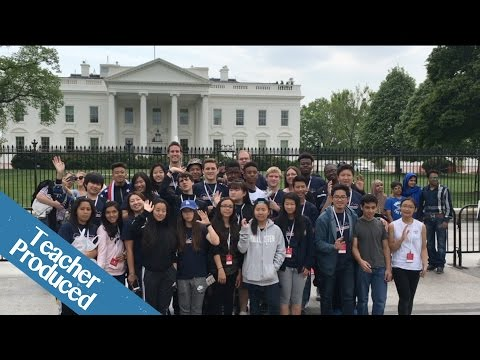 Southlands Christian Schools: Washington D.C. Trip 2016 (Student/Teacher Video)