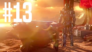 "Halo 5 Guardians Co-Op - ""LOOKS REAL SAFE OUT HERE"" - (Walkthrough Part 13)"