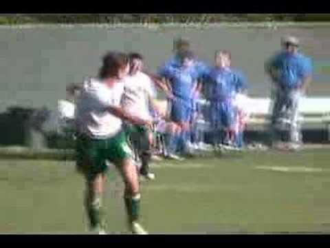 SLU Mens Soccer SP 07 - #9 Mikael Angesjo