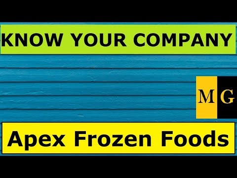 Apex Frozen Foods  |  Apex Frozen Foods IPO Review by Markets Guruji