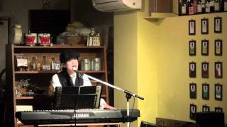 KUMAMI 「みっつめの駅」 2011年12月16日(金)「ERI'S BAR Vol.8」@三...