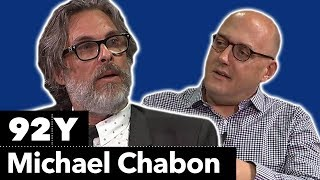 Download Michael Chabon Introduced and Interviewed by Ben Marcus Mp3