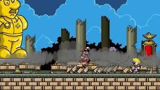 Super Mario World: Dark Horizon | Playthrough - Finale + Ending [ No Commentary ]