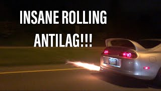 SUPRA ROLLING ANTILAG & MR2 SHIFTER IS FIXED!