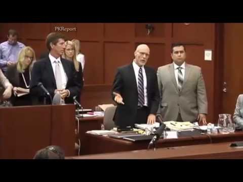 Zimmerman Lawyer Don West Gets Into Argument With Judge About Prosecutors Withholding Evidence