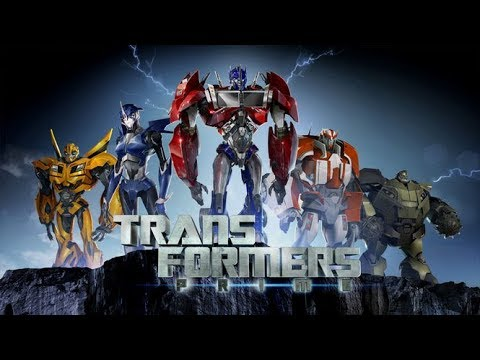 Download Transformers Prime Android 85 MB Offline