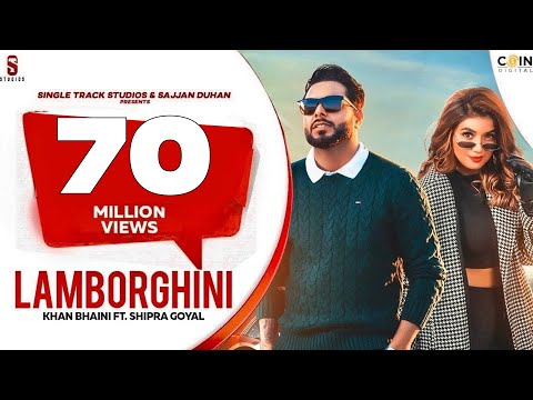 LAMBORGHINI Lyrics | Khan Bhaini Mp3 Song Download