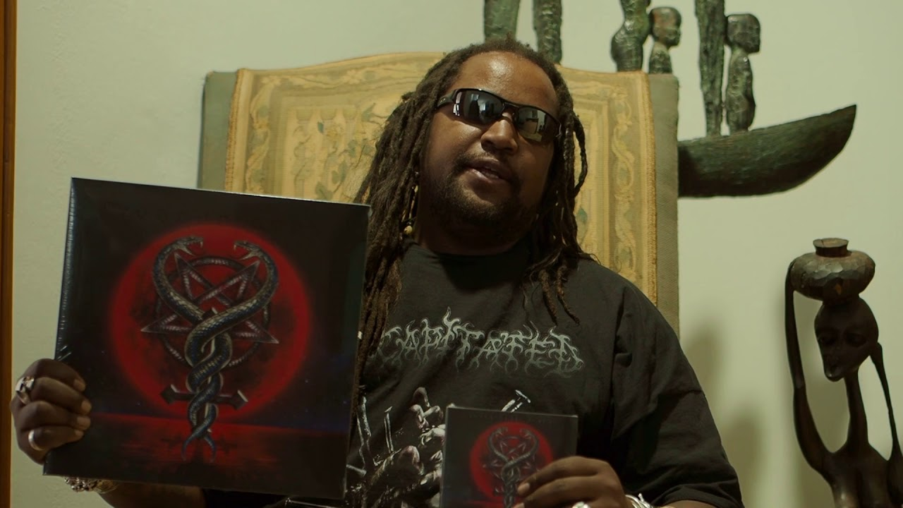 VOODOO GODS — The Divinity of Blood (Napalm Shop ID) | Napalm Records