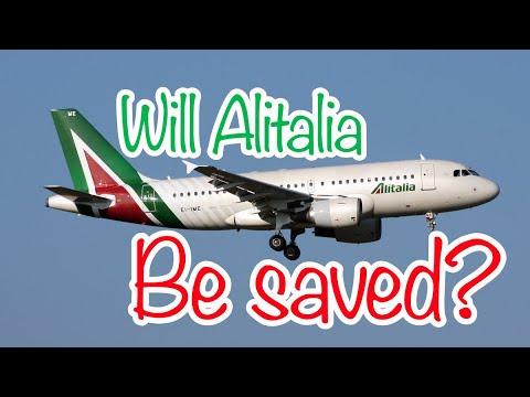 Will Alitalia Be Saved?