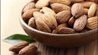 Вот что будет, если съедать 1 миндальный орех ежедневно в течение 2 недель