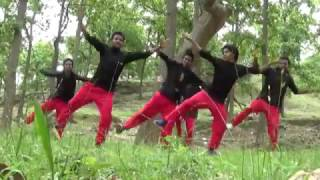DANCE BY BRMP ROCKERZ , DUNIYA CHAHE MOKE KONO SAMJHE  / New Sadri jesus religious songs dance video