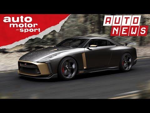 Italdesign Nissan GT-R50: Gut verpackte 720 PS -  NEWS I auto motor und sport
