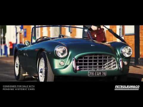 Film 002 | 1961 AC Ace Bristol Ex Kyalami 9hrs