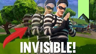 INVISIBLE GLITCH? | FORTNITE FUNNY FAILS AND BEST MOMENTS #026