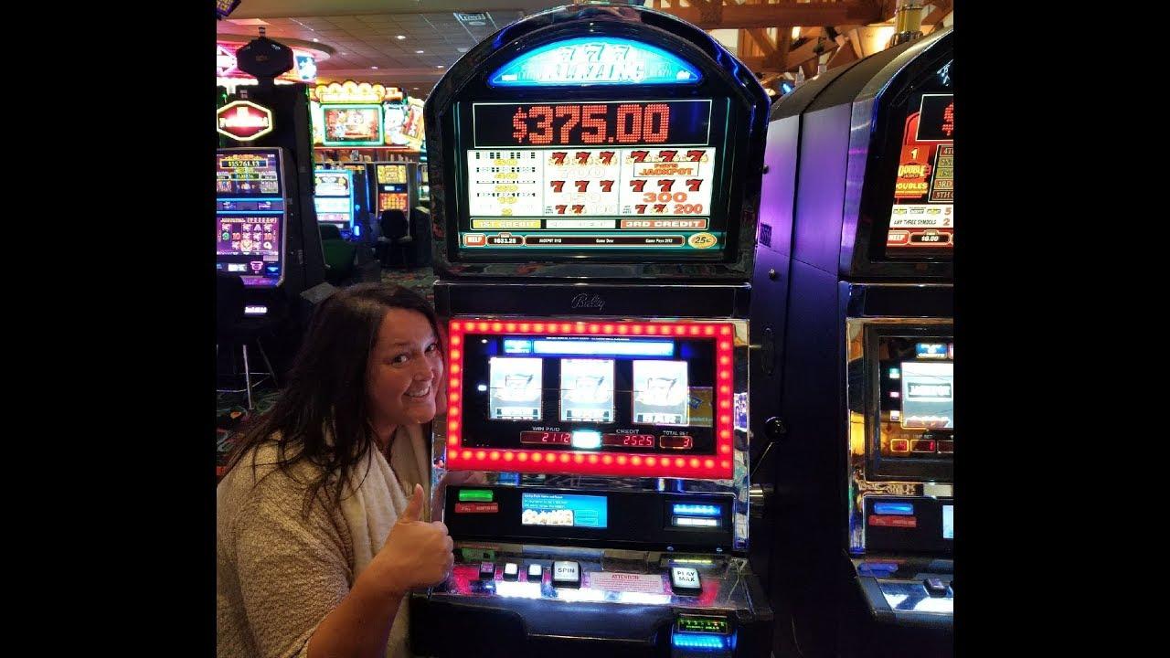 Show Slot Machines At Soaring Eagles