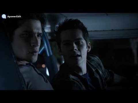 Teen Wolf 3x01 Scott and Stiles meet Allison and Lydia for the First Time after The Summer