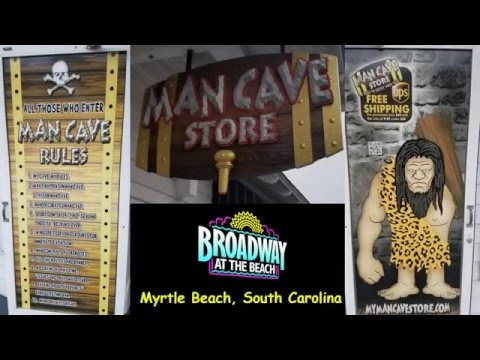 Man Cave Store In Myrtle Beach : Man cave myrtle beach sc youtube