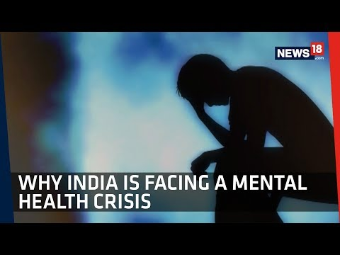 Why India Is Facing A Mental Health Crisis