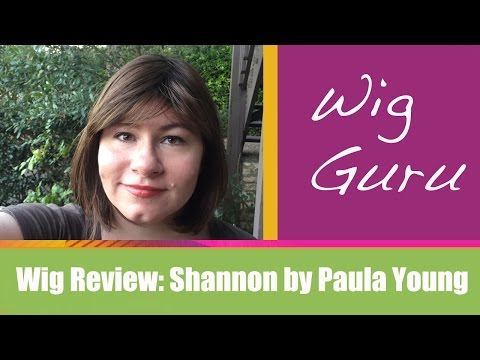 Wig Review Shannon by Paula Young - A1136