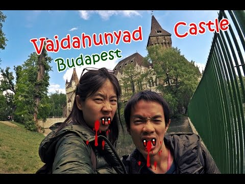 GoNoGuide SS1 EP114 - เที่ยวบูดาเปสต์ - Vajdahunyad Castle and Heroes' Square - Budapest