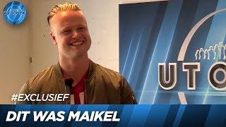 EXCLUSIEF: Dit was Maikel! | UTOPIA