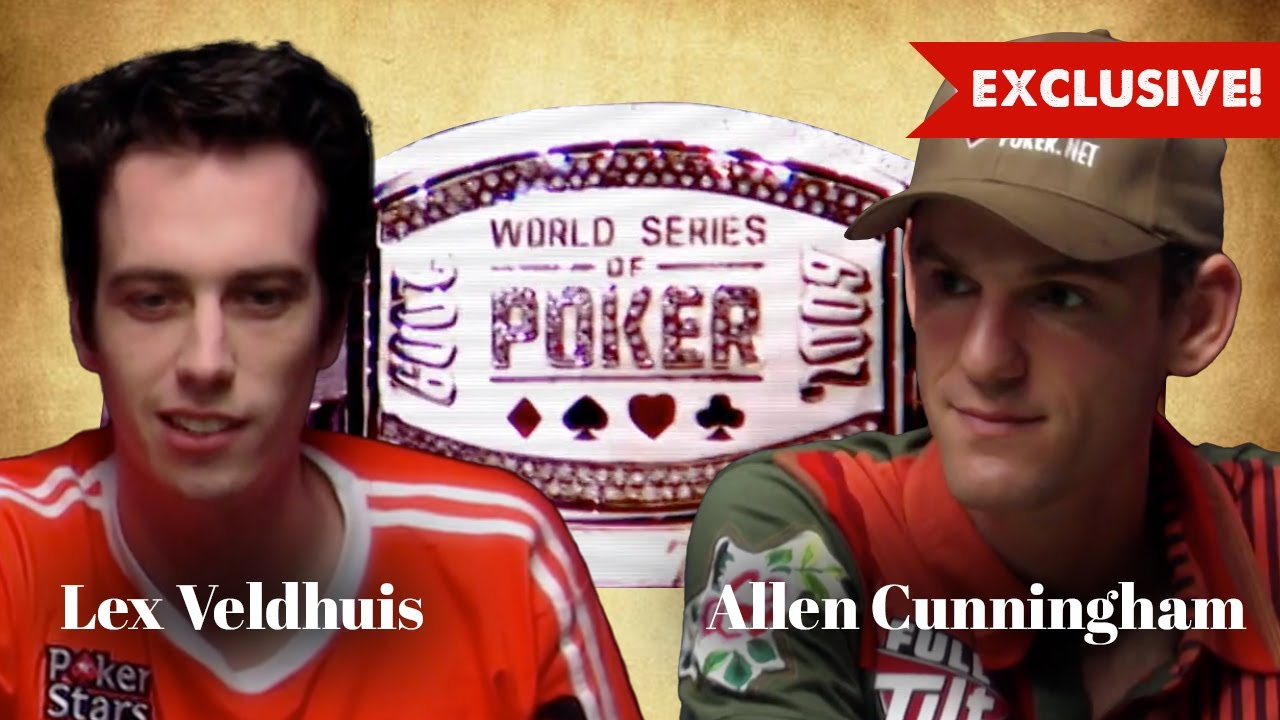 2009 WSOP Main Event Day 1 | World Series of Poker - YouTube