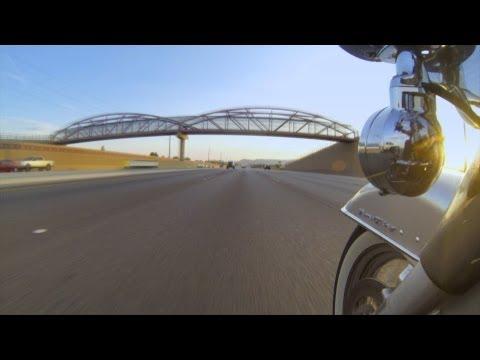 HIGH SPEED - HARLEY DAVIDSON RIDE - LAS VEGAS / HENDERSON - NEVADA - YOUTUBE - FULL HD