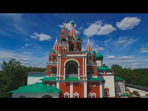 Звенигород: Саввино-Сторожевский монастырь