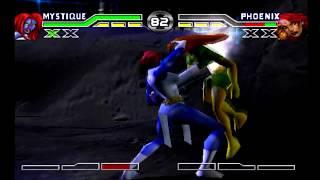 [TAS] X Men Mutant Academy Ps1 - Mystique