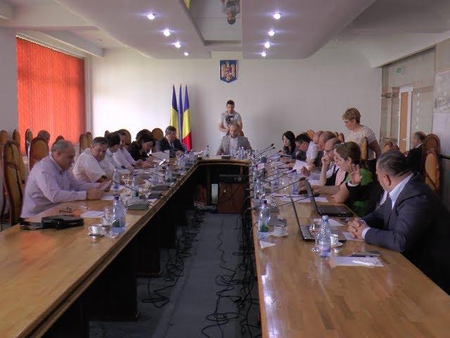 ȘEDINȚA CONSILIULUI LOCAL PAȘCANI - 26 IUNIE 2018