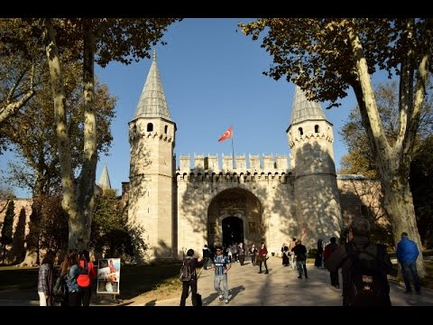 Topkapi Palace Tour - Istanbul (Turkey)