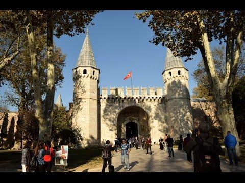 Topkapi Palace Tour - Istanbul (Turkey) - YouTube