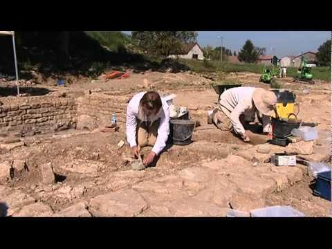 Une maison de maître du Ier au IIIe siècle dans les Vosges
