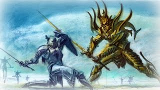 Cyborg From The Future? - Pelinal Whitestrake - Elder Scrolls Lore