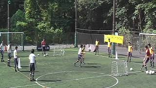 Coerver Coaching football training | 1v1 MOVES Drill 3b