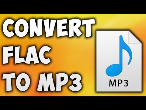 How To Convert FLAC To MP3 Online - Best FLAC To MP3 Converter [BEGINNER'S TUTORIAL]