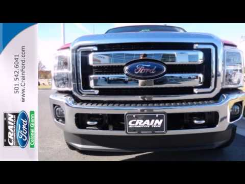 2014 ford super duty f 250 srw little rock ar bryant ar 4ft9671 youtube. Black Bedroom Furniture Sets. Home Design Ideas
