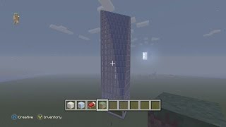 MODERN SKYSCRAPER - MINECRAFT TUTORIAL (EASY)