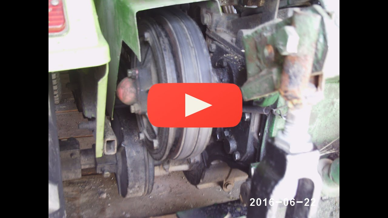 Фольксваген вместо трактора