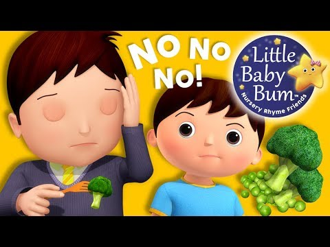 Download Youtube: No No No! Vegetables | Nursery Rhymes and Kids | Original Song By LBB!