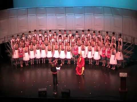 2012 07 08 WCG Guangdong Experimental Middle School Choir2 avi