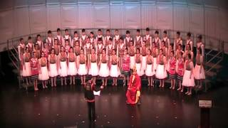 2012 07 08 WCG Guangdong Experimental Middle School Choir2 avi