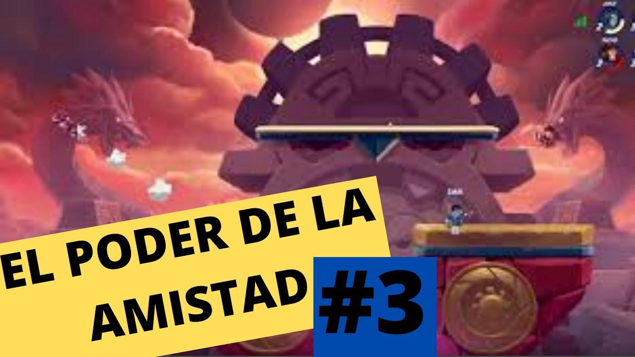 BRAWLHALLA EN GRUPO #3 - EL PODER DE LA AMISTAD - DAVID Y SERGIO