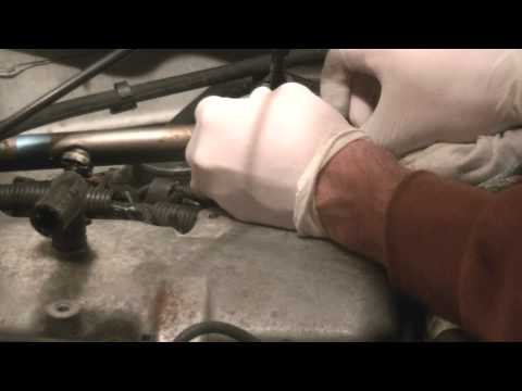 Replacing a Fuel Pressure Regulator [Pontiac Sunfire / Chevy Cavalier]