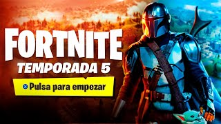 FORTNITE: TEMPORADA 5 - TheGrefg