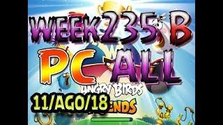 Angry Birds Friends Tournament All Levels Week 325-B PC Highscore POWER-UP walkthrough