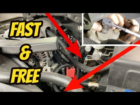How to Fix That Loose and Clunky GM Truck Steering for FREE!