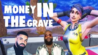 "Fortnite Montage | ""Money in the grave"" Drake and Rick Ross #SoloGG"