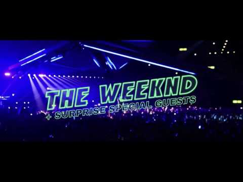 The Weeknd Returns To Toyota Center - October 17, 2017