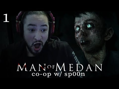 THE CREEPY LITTLE BOY • Man of Medan Co-Op Gameplay / Walkthrough